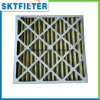 G2, G3, G4, F5 Cardboard Air Pleated Filter