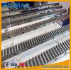 Nonstandard Standard or Nonstandard and C45, Steel, 20crmnti, Steel, 40cr, 16mncr5 Material Gear Rack