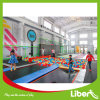 Free Jump Area on Kids Indoor Trampoline