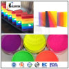 Neon Colors for Cold Process Soapmaking