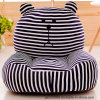 Factory Wholesale Stuffed Animal Shaped Plush Beanbag Sofa