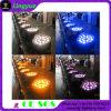 DMX Stage 18X10W RGBW 4in1 LED PAR Light with Zoom
