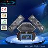 18PCS 4in1 RGBW Poweful LED Phantom Beam Moving Head Light