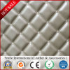 Synthetic Leather for Sofa and Car Seat, PVC Leather for Bed Artificial Leather Factory Manufacture