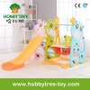 2017 Hobby Tree Indoor Plastic Kids Slide for Family (HBS17006A)