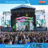High Performance P4.81 Outdoor Rental LED Video Display for Concert
