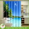 Discount Luxury Country Palm Tree Beach Shower Curtain