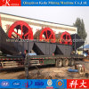 50m3/H Capacity Sand Washing Wheel Washer