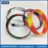 Customized Fashion Wrist Band Slap Silicone Bracelet