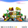New Promotion Plastic Outdoor Playground by Vasia