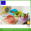 Creative Fashion Plastic Wash Rice Colander Strainer Sieve Kitchen Plastic Drain Vegetable Basket
