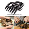Set of 2 BBQ Meat Claws Pulled Pork Shredder Claws Shredding Handling Carving Food Claw Handler Set for Pulling Brisket From Grill Smoker or Slow Cooker