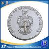 3D Antique Silver Collection Metal Coin for Souvenir (Ele-C117)