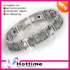 Top Sale Stainless Steel Tungsten Bracelet with Scalar Energy (CP-JS-BL-354)