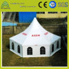 Customized White Waterproof Aluminum Family PVC Tent