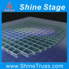 Aluminum Mobile Acrylic Glass Stage, Stage Equipment