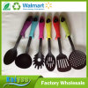 6 Pieces 12-Inch Colorful Heat Resistant Nylon Cooking Utensil Set