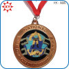 Promotional Product Copper Weightlifting Handmade Medal