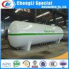 Liquified Petroleum Propane Gas Storage Tank 20ton 50m3 LPG Gas Tank for Zimbabwe