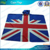 High Quality Printed Polyester British Sports Fan Flag Cape (M-NF07F02013)