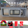 Wood Sliding Window Picure, PVC Wood Glass Windows