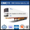 Cimc 2 Axles Refrigerator Semi Trailer for Hot Sale