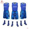 Design a Basketball Uniform Custom Blue Best Latest Basketball Jersey Uniform