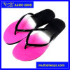 Men PE Flip Flops with Gradient Color Print