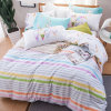 China Manufacture Good Quality Cotton Quilt Cover Bed Sheet