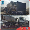 Shanghai 6~8cbm/10~20ton New-Paint Bulk-Shipping Japan Original-Engine Isuzu Concrete Mixer Truck