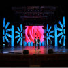 P6.25mm Indoor Rental Curved LED Videowall