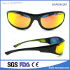 China Manufacture Men′s Designer Prescription Sports Glass with Mirror Lens