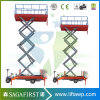10m 12m Truck Mounted Economy Electric Aerial Sky Lift Table