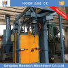 2017 China Dusless Hook Rotating Shot Blasting Machine