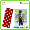 Machine Washable Natural Rubber Yoga Mat with Microfiber Top Layer