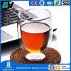 Borosilicate Double Wall Glass Mug for Bar