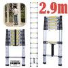 2.9 M Telescopic Ladder En 131/SGS Certificate