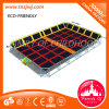 Large Trampoline to Play Indoor Trampoline Park in Guangzhou