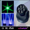 6PCS 15W RGBW 4 in 1 LED Mini Bee Eye Moving Head Light