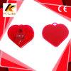 Flash Heart Shape LED Reflector