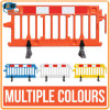 Lightweight Mobile Traffic Safety Plastic Barrier Fence