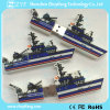 Custom Ship Design USB Flash Drive with Logo (ZYF5039)