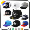 Cheap Custom Flat Peaked Simple Brim Snapback Cap