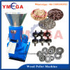 China Factory Direct Supply Wood Pelleting Machine