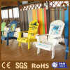 Foshan Garden Furniture Plastic Wood Bench and Table