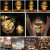 3W E27 G80 Creatives Sky Stars Starry Decor Pendant Lighting 110-240V