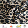 Excellent Leopard Print Sand Wash Fabric for Dress