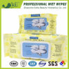 Fragrance Free Wet Tissues Organic Cosmetic Removal Wet Wipes