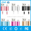 Colorful Nyon Charger&Transfer Data Android Cable