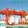 Mg Type Double Girder Gantry Crane for Construction Site